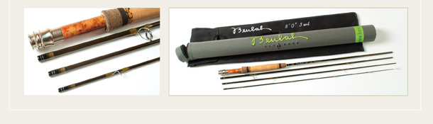 Single Hand Platinum Fly Rod