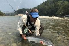 steelhead fishing in british columbia