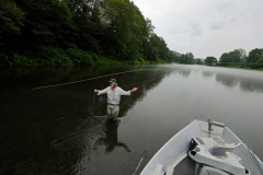 delaware river new york trout fishing