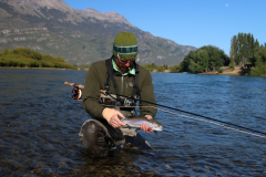 trout fishing with spey rods