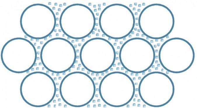 silica nano resin